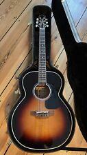 Akustikgitarre Takamine P6N BSB Pro Series Brown Sunburst (neuwertig)