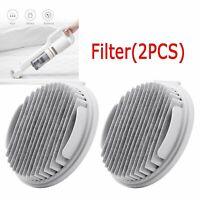 2pcs Filters for Xiaomi Mijia Roidmi Wireless F8 Smart Handheld Vacuum Cleaner