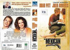 THE MEXICAN (2001) vhs ex noleggio