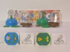"KINDER SURPRISE 1997 Deutch : Série ""Klipp - Klapp -Spiel ""+ BPZ + Stickers +"