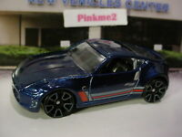 2016 Hot Wheels NISSAN 370Z☆Dark Blue; Red;TRAP5☆Multi Pack Exclusive☆New LOOSE