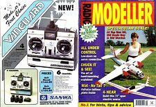 """RADIO MODELLER MAGAZINE 1996 SEP BIGGA BIT BY DERECK WOODWARD FREE PLANS 41"""""""