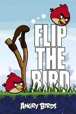 Angry Birds : Flip the Bird - Maxi Poster 61cm x 91.5cm new and sealed