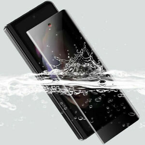 For Samsung Galaxy Z Fold 3 5G Privacy Screen Protector Anti-Spy Soft Film Lot