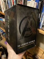 Avengers Steelbook Box Set - Box Front Only
