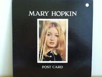 MARY  HOPKINS       LP            POST  CARD