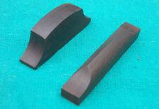 5 Set Ebony  Wood CELLO  Saddle & Nut