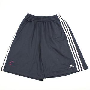 Cleveland Cavaliers adidas Athletic Shorts Men's Navy Used