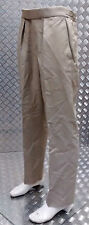 Genuine British RAF No 6 Dress Uniform  Safari Trousers- All Sizes - NEW