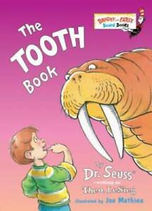 The Tooth Book (Bright & Early Board Books(TM)) - Board book - GOOD