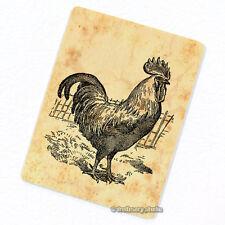 Rooster #1 Deco Magnet, Decorative Fridge Good Luck Kitchen Décor Mini Gift