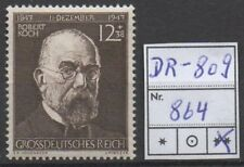 Deutsches Reich, Michel Nr. 864 (Robert Koch) tadellos postfrisch.