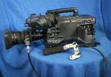 Panasonic AG-HPX500P w/ Rear Focus Control, P2 Cards, Fujinon XA17x7.6BRM-M58B