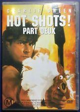 Hot Shots 02 (DVD) Charlie Sheen [Comedy]