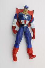 "Marvel Comics Silver Age Captain America 6"" Figure Toy Biz PREVIEWS EXCLUSIVE"