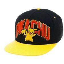 Pokemon Baseball Hat Snapback Pikachu - Personalized