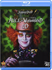 Alice in Wonderland [3D Blu-ray] ~ Johnny Depp ~ **REQUIRES 3D PLAYER** NEW!
