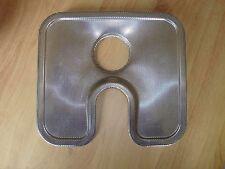 Grille fond de cuve filtre inox d'origine Lave-vaisselle Whirlpool