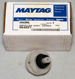 Maytag 904027 Dishwasher Impeller Assembly w/ Seal