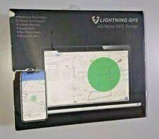 Lightning Gps Gl300 Discreet 4G Cellular Micro Real-Time Portable Gps Tracker