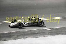 Al Unser #2 @ 1970 USAC Bobby Ball 150 PIR - Vintage Race Negative