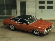 Muscle Car 1973 Pontiac Ram Air GTO 400 V-8 1/64 Scale Limited Edition E10
