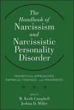 The Handbook of Narcissism and Narcissistic Personality Disorder: Theoretical Ap