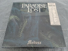 """PARADISE LOST: Medusa *Mailorder"""" Deluxe Box with Snake-Cover CD LP Thrower"""
