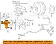 Chevrolet GM OEM 16-18 Camaro-Vacuum Pump 23393610