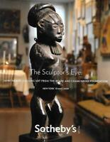 Sotheby's African Tribal Sculpture Art Gross Collect. Auction Catalogs May 2009