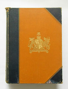 1888 Badminton Library of Sport – Boating –Deluxe 1st ed. 1888  Very Rare volume