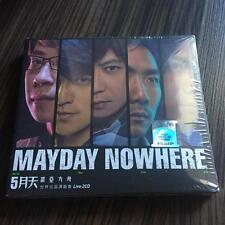 五月天 Mayday Nowhere 诺亚方舟世界巡回演唱会 諾亞方舟  大马版 马来西亚版 Live 2cd