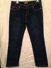 Tommy Hilfiger Womens Jeans Size 9 32 x 32 Classic Straight Dark Wash