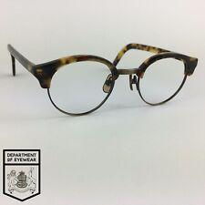 OLIVER PEOPLES eyeglasses TORTOISE ROUND glasses frame MOD:MP-15DTB//AG