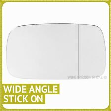 Right hand driver side for Volvo V50 2004-2006 Wide Angle wing mirror glass