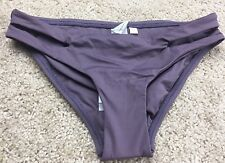 NWT L*Space Estella Bikini Bottom Purple Size XS