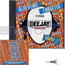 DEEJAY PARADE VOL 2 CD MIXED BY FARGETTA: USURA DATURA 883