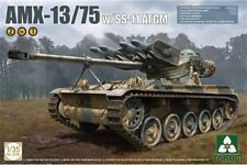 Takom TAKO2038 1/35 AMX-13/75 SS11 ATGM French Light Tank