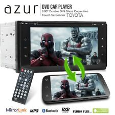 AZUR 200mm Toyota Double DIN Mirror Link Car Bluetooth DVD Player Stereo (Japan)
