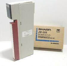 **NEW** SHARP JW-32S ,DC Output Module 5/12/24 VDC,SHARP JW32S