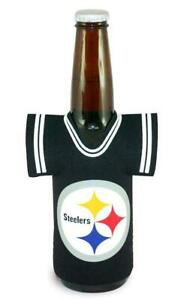 Pittsburgh Steelers Jersey Bottle Coozie [NEW] Kaddy Holder Koozie Drink Cooler