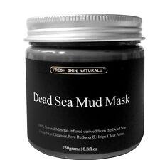 Pure Dead Sea Mud Mask Blackhead Reducer Pore Minimizer *FAST FREE SHIPPING*