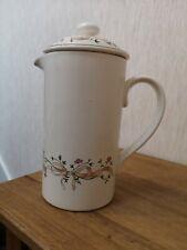Cloverleaf Ceramic ETERNAL BEAU cafetiere Coffee Press Pot