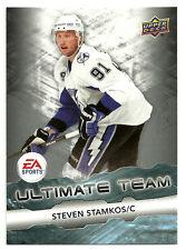 2011-12 Upper Deck EA Ultimate Team Steven Stamkos