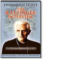 THE RATZINGER INTERVIEWS:EWTN EXCLUSIVE - AN EWTN 1-DISC DVD D/S