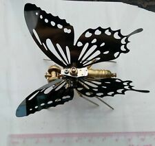 Steampunk, mechanical butterfly, very cool