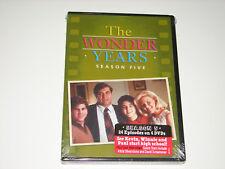 The Wonder Years: Season 5   (DVD  4-DISC SET)  ***NEW FACTORY SEALED***