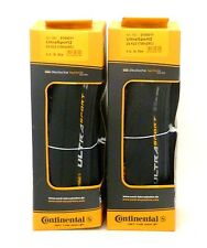 Continental Ultra Sport II Folding Black Pair 700 x 25c