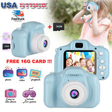 Cute Mini 1080P Digital Camera Camcorder Video Child Recorder Gift for Kids Baby