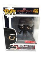 FUNKO POP FAR FROM HOME SPIDER-MAN STEALTH SUIT GOGGLES UP #476 TARGET EXCLUSIVE